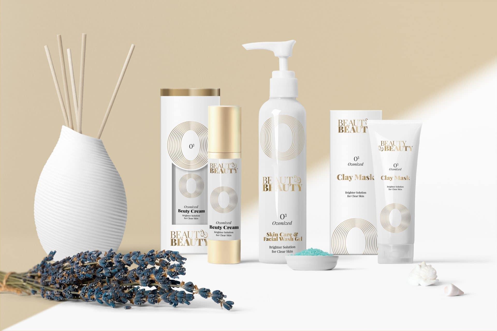 Recto Adworks BEAUT&BEAUTY Ambalaj Tasarımı